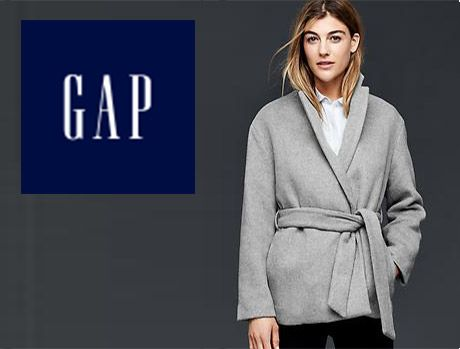 Up to 70% off at Gap sale