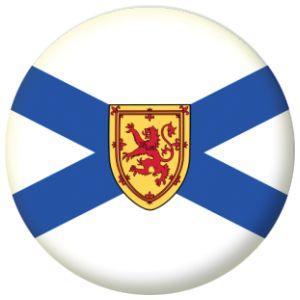 Nova Scotia Province Flag