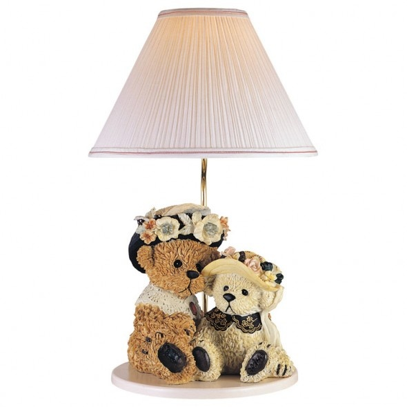 Artistic Great Lite Source Mother And Daughter Bear Lamp For Your Princess  Themed Lighting
