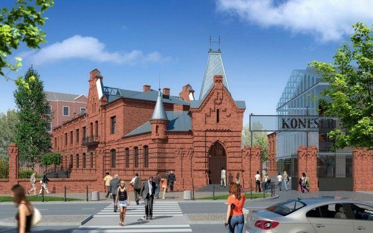 New Koneser #Visualisation #Warsaw -WawaLove