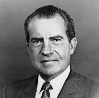 Tricky Dick!!  Watergate