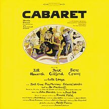 Kander's and Ebb's greatest acclaim came from the musical Cabaret (1966) and the 1972 film version. The musical, directed by frequent collaborator Harold Prince, was a major success, with a Broadway run of over 1,100 performances. It won a Tony Award as the season's best musical, and its original cast recording won a Grammy Award.