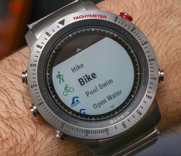 ICYMI: Garmin Fenix Chronos Smartwatch Review #wysluxury