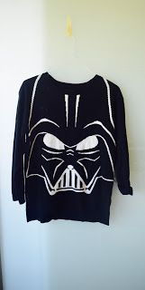 Her Universe Darth Vader Sweater Hot Topic Star Wars