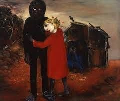 Image result for bride series arthur boyd