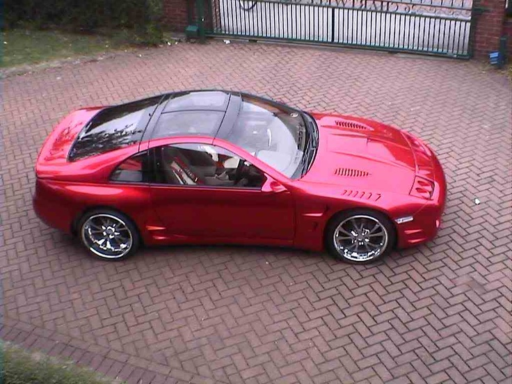 Nissan Dealership Chicago >> Maroon Z Widebody | Nissan 300zx | Pinterest | Thoughts, Nissan 300zx and Tech