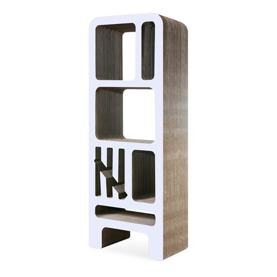Mejores 88 im genes de cardboard en pinterest muebles de - Imagenes de muebles de carton ...
