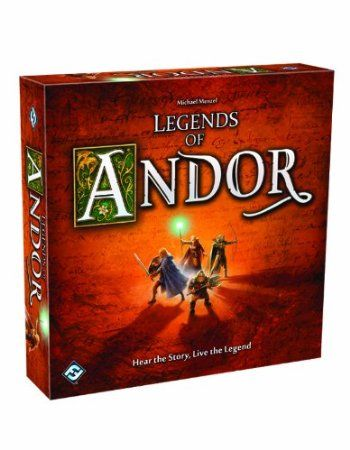 Amazon.com: Legends of Andor: Toys & Games