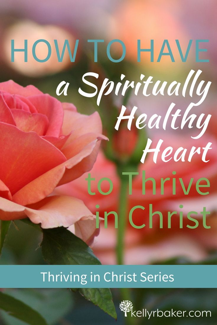Using the simile in Psalm 1:3, a tree that's thriving (that's us) is a spiritually healthy heart. Learn the four causes of a spiritually unhealthy heart, the symptoms of an injured heart, the attributes of a well heart, and why we need a spiritually healthy heart.