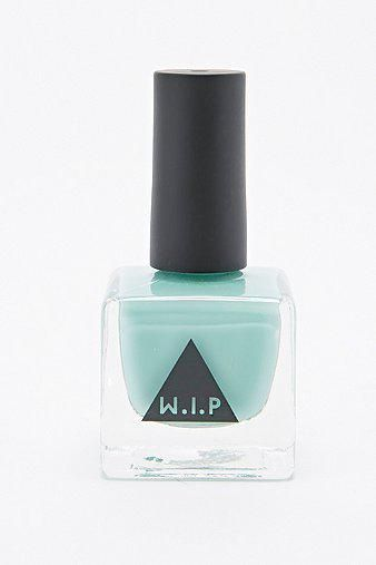 Peppermint Teal Nail Polish #covetme #urbanoutfitters