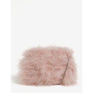 Ružová crossbody kabelka s perím Miss Selfridge - Glami.sk