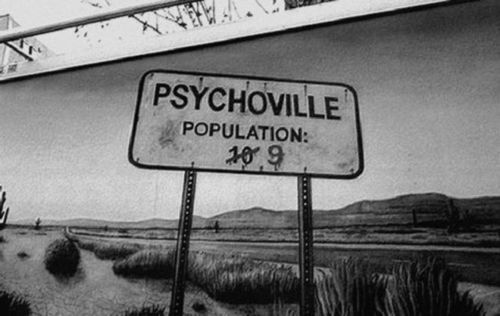 psychoville: Laughing, Haunted House, Dark Side, Street Signs, Things, Smile, Halloween Pictures, Funnies Stuff, Funnies Signs