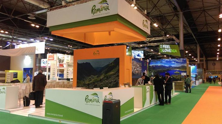 Romania stand at #IFTUR2017 #Madrid . Discover #Transylvania: http://www.discoveringtransylvania.ro/