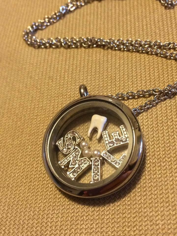 Crown and Cape : Tell your story with one-of-a-kind Jewelry. Custom lockets and bracelet. Many options! Make your own here. Dentist, dental assistant gift.