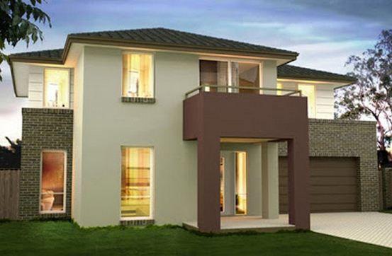 Colores para fachadas de casas                              …