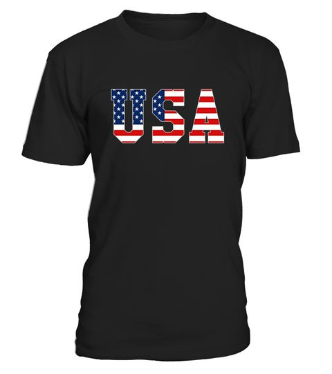 # USA T Shirt Patriotic Red White Blue .   All Americans can watch World s Sport Tournaments ( Soccer , Football , Basketball , Baseball , Hockey , Rugby etc ) wearing a Cool Alternative to National Team Jersey 2017 ( Seleccion Usa ). United States Us Pride Merchandise . Vintage Style Tee ( Camiseta , Camisa ). Nice Souvenir , Travel Gift Idea American Pride Apparel , 4th of July Tshirt , 4 de Julio ropa , Bandera Americana Don't miss outOrder 2 or more to save on shippingGuaranteed safe and…