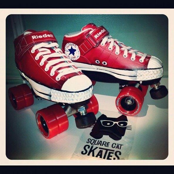 Cute Roller Skating Hairstyle In 2020 Roller Derby Derby Skates Roller