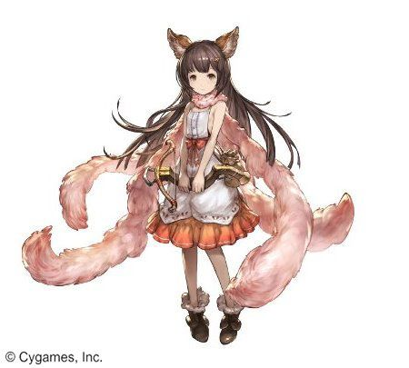 "Cygames, ""after some days ago, Episode 159,"" ""Grand Blue Fantasy"" in the event Lisa Taneda to voice actor held ... a new character, Shizuka Ito-san, et al. 