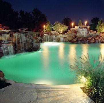 Atlantis Pools & Spas Inc. - tropical - Pool - Other Metro - Atlantis Pools…