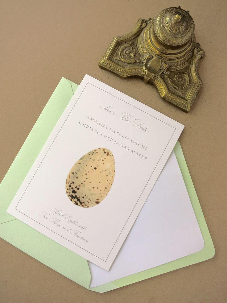 Oology Wedding Invitation Suite 30 best Science