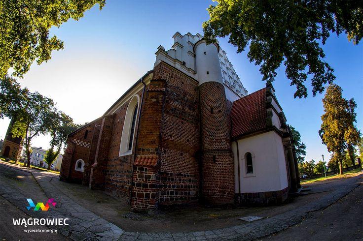 #wagrowiec #wielkopolska #poland #polska #fara #kosciolfarny #church #wągrowiec Fot. Ł. Cieślak