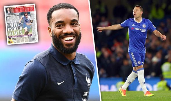 Paper round-up: Arsenal to sign Lacazette Terry to Villa Andy Murray Wimbledon fitness   via Arsenal FC - Latest news gossip and videos http://ift.tt/2t817TX  Arsenal FC - Latest news gossip and videos IFTTT