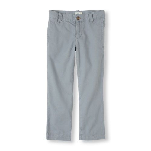 The Childrens Place - A modern twist on the classic chino that he can dress up or down!