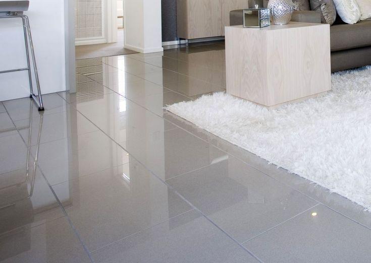 Grey Floor Tiles Dream Home Pinterest
