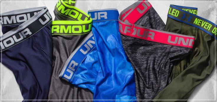 Men's Underwear   Boxers & Boxer Briefs   Under Armour