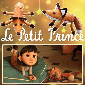 The Little Prince Fox Toy //Price: $9.49 & FREE Shipping // #‎kid‬ ‪#‎kids‬ ‪#‎baby‬ ‪#‎babies‬ ‪#‎fun‬ ‪#‎cutebaby #babycare #momideas #babyrecipes  #toddler #kidscare #childcarelife #happychild #happybaby