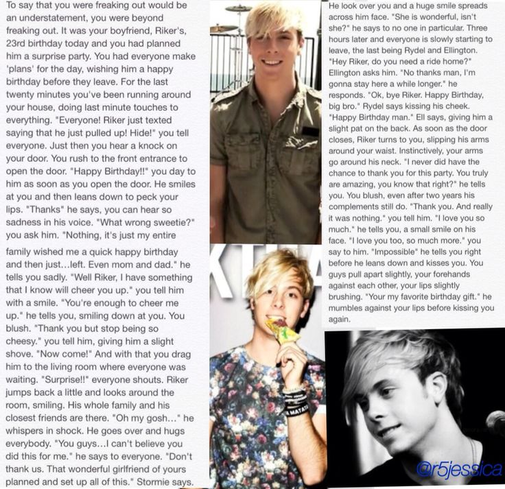 Riker imagine made by me (@r5jessica) for @tatertotii I hope that you like it!!