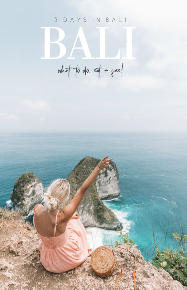 Bali Travel Guide! What to See, Eat & Do