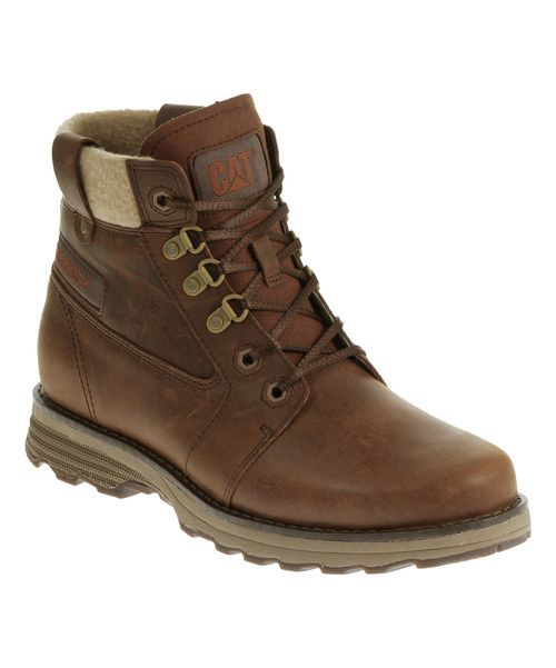 Look at this CAT Footwear Dogwood Caterpillar Casual® Charli Boot on  #zulily today!