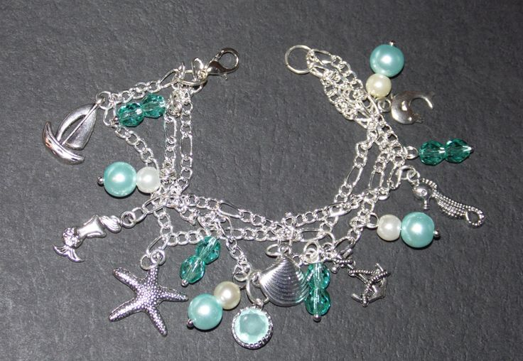 Ocean Bracelet by VenusDelights on Etsy