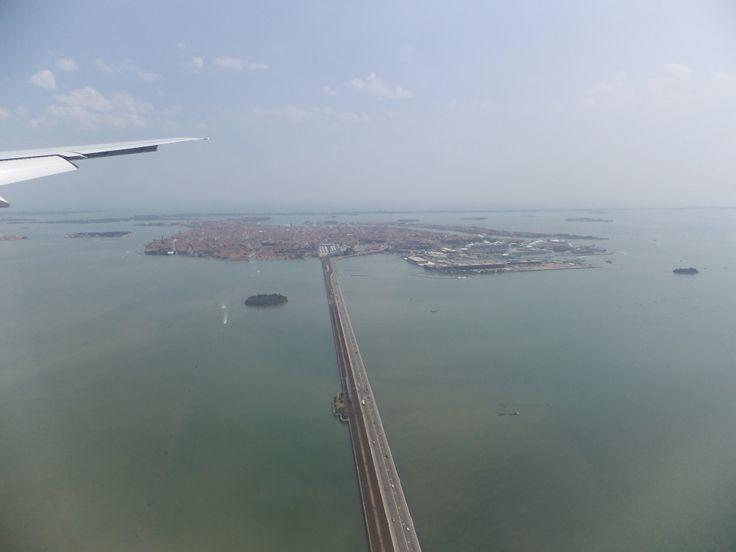 Ponte libertà venezia. (16 luglio 2011)