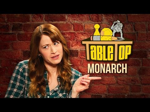 TableTop: Wil Wheaton plays MONARCH with Ashley Clements, Brea Grant, and Satine Phoenix! - YouTube