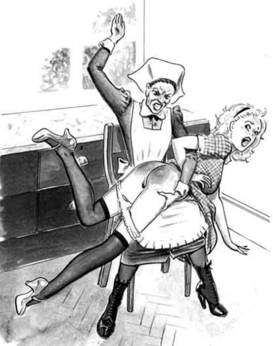 adult spanking animations - I´m a fanatic of a retro 40 s and life it includes the discipline home and  duties:when a good old fasioned slaps on the bottom could get in better  better ...