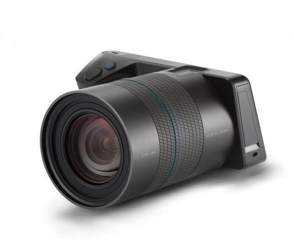 Lytro Illum new light field camera