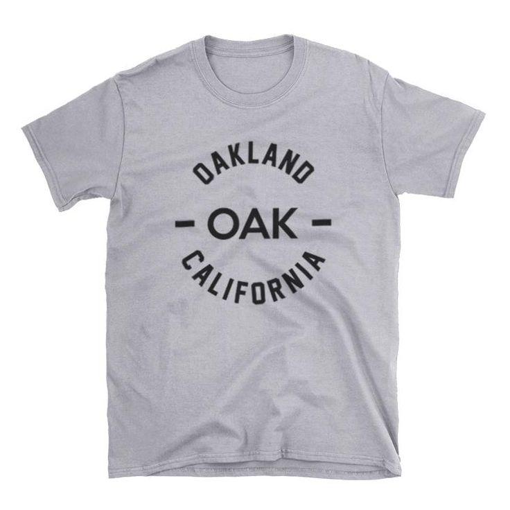 OAK - Oakland California Shirt