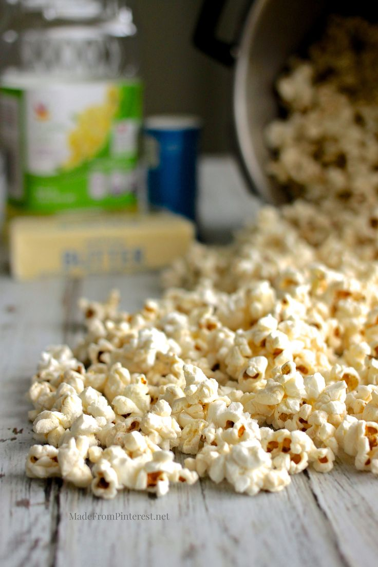 Secret ingredient no one is telling you about for perfect popcorn revealed.