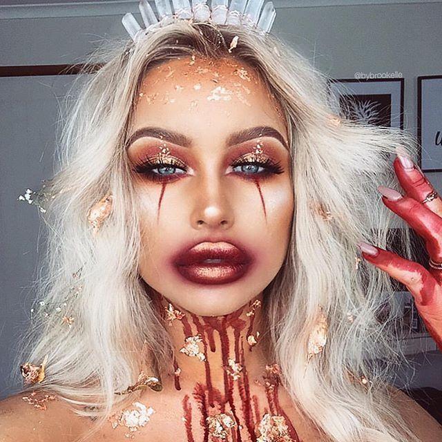 Meer dan 1000 idee n over maquillage halloween homme op pinterest halloweenmake up id e - Maquillage halloween sexy ...