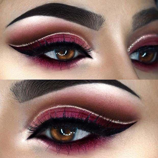 41 Stunning Fall Makeup Looks To Copy Asap Fall Makeup Looks