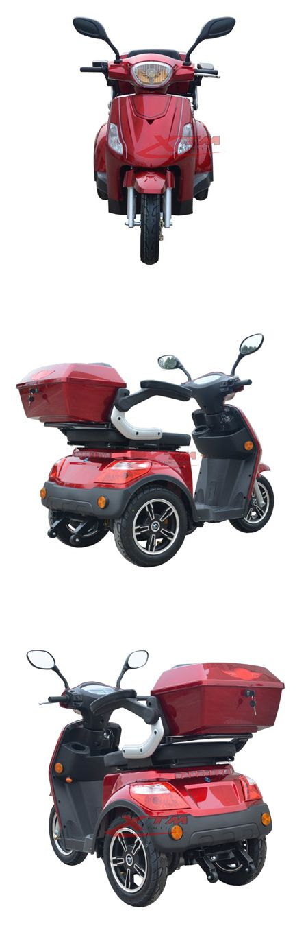 Adult 3 Wheel Electric Scooter for Handicapped