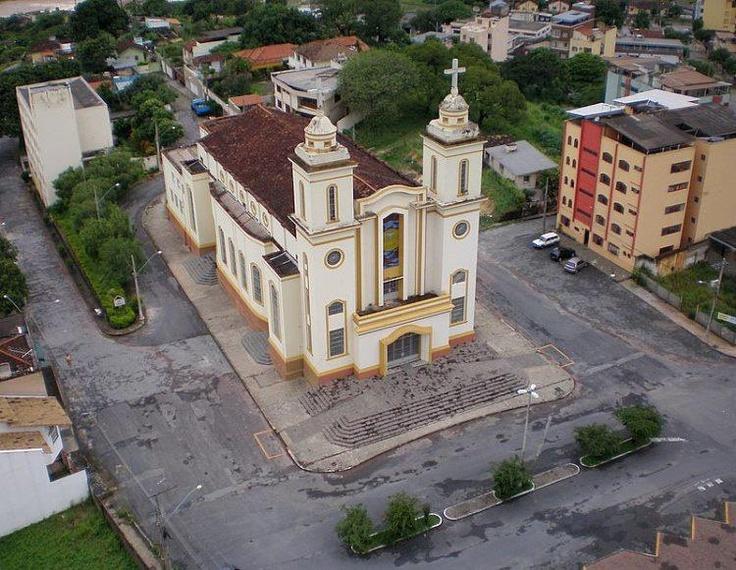 Catedral do Divino Espírito Santo, Divinopolis - MG.