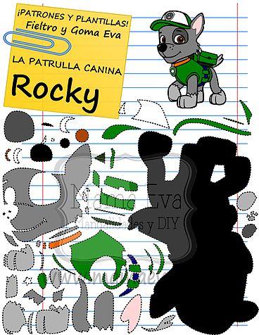 Patrulha canina _ rocky