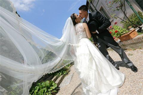 Il giorno del matrimonio : The wedding day