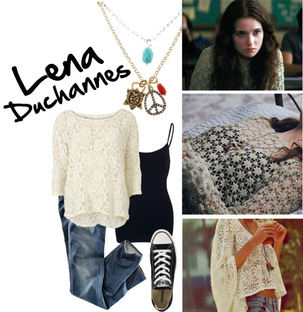 """""""Lena Duchannes"""" Inspired by Beautiful Creatures"""
