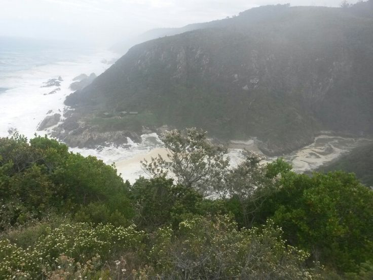 South Africa Otter hiking trail