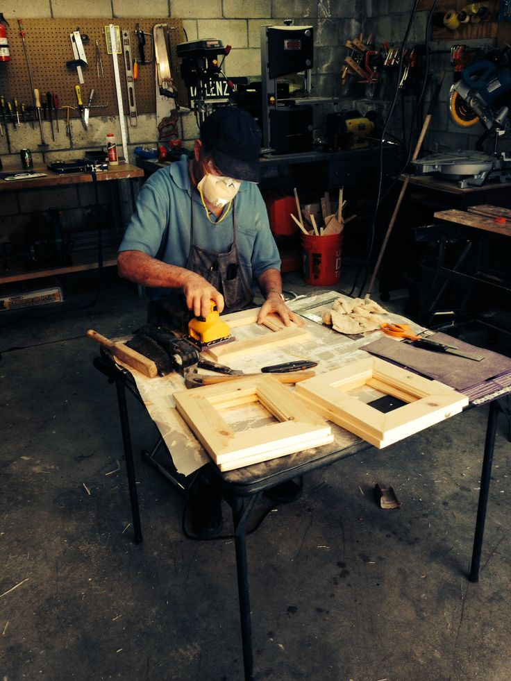 '60s Rock Superstar Micky Dolenz Creates Handmade Furniture with His Daughter's Help