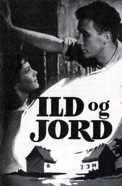 Ild og jord (1955) En ung mand kommer ud for at arbejde på en gård, hvor manden er syg.